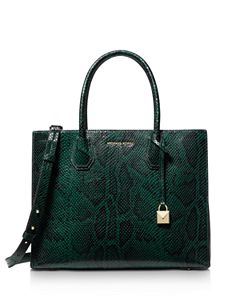 b511519f9530 MICHAEL Michael Kors Mercer Gallery Snap Large Leather Tote ...