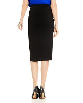 VINCE CAMUTO - Ponte Pull-On Pencil Skirt