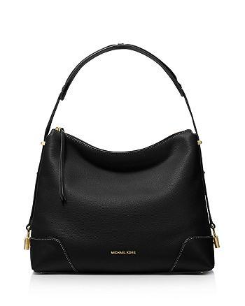ffd418b24abb MICHAEL Michael Kors Crosby Large Leather Shoulder Bag | Bloomingdale's