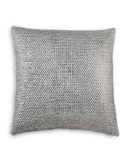 "Donna Karan - Luna Sequin Decorative Pillow, 16"" x 16"""