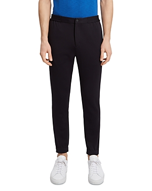 Theory Terrance Stretch Tech Regular Fit Ponte Pants