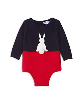 adee15e025f Jacadi - Girls  Color-Block Bunny Bodysuit - Baby ...