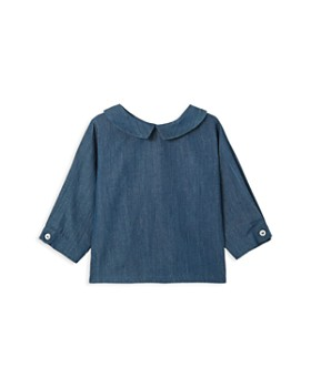 Jacadi - Girls' Denim Shirt - Baby