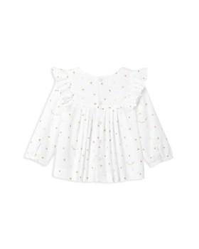 Jacadi - Girls' Heart Print Blouse - Baby