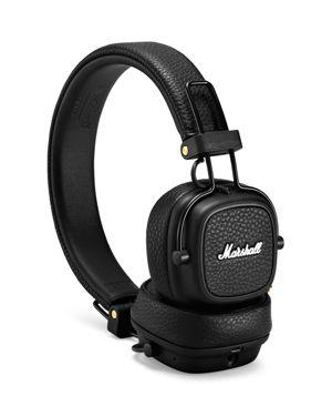 Major Iii Bluetooth Headphones in Black