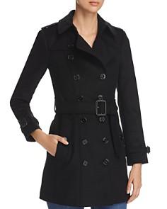 Burberry - Queensbury Trench Coat