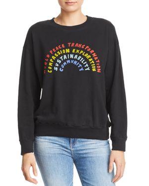 MICHELLE BY COMUNE Michelle By Comune Swanville Sweatshirt in Black