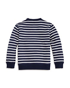 Mini Series - Boys' Striped Terry Sweater, Little Kid - 100% Exclusive