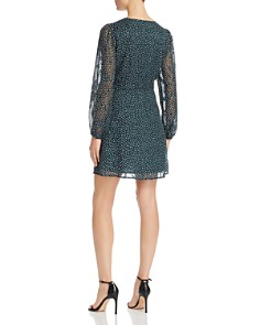 Sage the Label - Layla Polka Dot Wrap Dress
