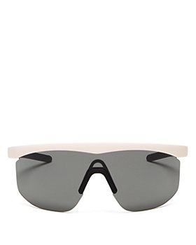 Illesteva - Women's Managua Rimless Shield Sunglasses, 135mm