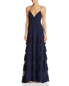 65134e14cc Blue Wedding Guest Dresses - From Formal to Casual - Bloomingdale's