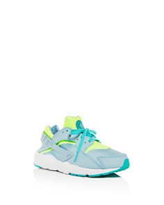 Nike - Girls' Huarache Run Low-Top Sneakers - Toddler, Little Kid