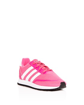 Adidas - Girls' N-5923 Knit Slip-On Sneakers - Walker, Toddler