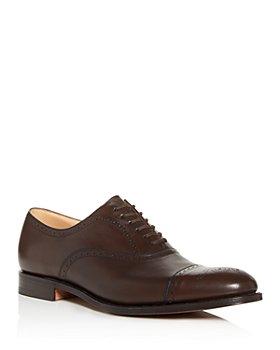Church's - Men's Toronto Leather Brogue Cap-Toe Oxfords