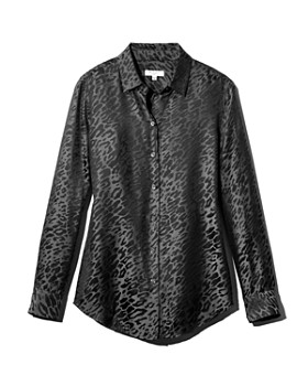 Equipment - Essential Leopard Shirt