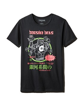 TRUNK LTD - Beastie Boys Intergalactic Graphic Tee