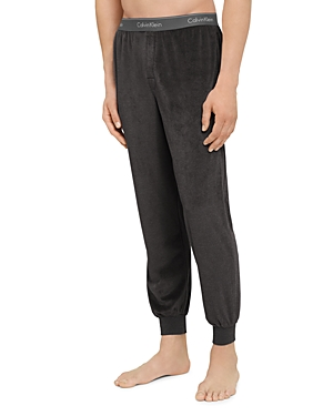 Calvin Klein Velour Lounge Jogger Pants