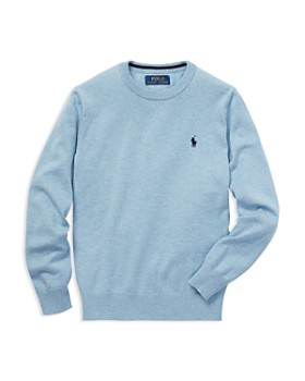 Ralph Lauren - Boys' Cotton Sweater - Big Kid