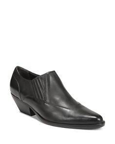 Vince - Women's Eagan Western Ankle Booties