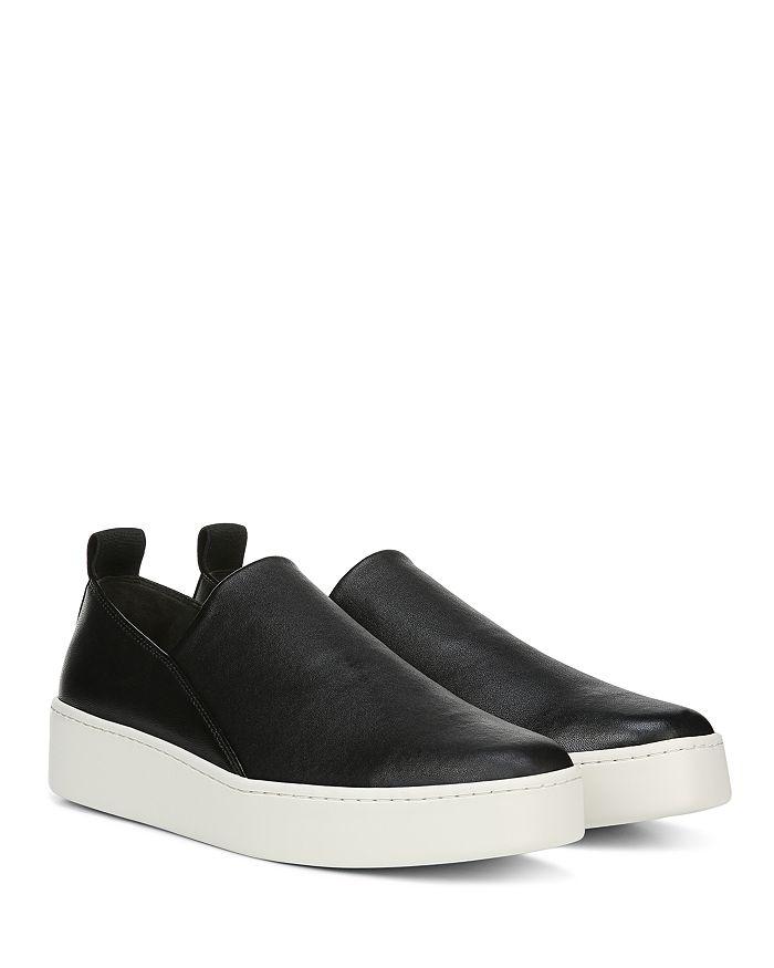 85f73e943e3c Vince - Women s Saxon Leather Platform Sneakers
