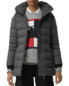 Burberry - Limehouse Mid Length Down Puffer Coat