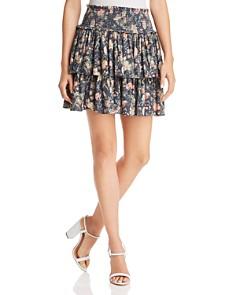 Rebecca Taylor - Secret Garden Mini Skirt