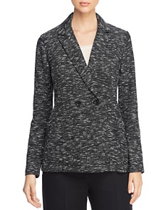 Eileen Fisher - Double-Breasted Blazer