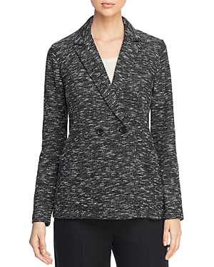 Eileen Fisher Double-Breasted Blazer