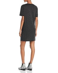 Splendid - Studded T-Shirt Dress
