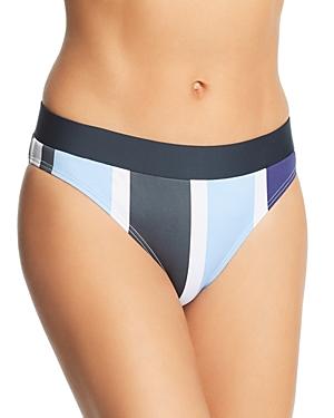 Mei L'ange Valentina High-Waist Bikini Bottom