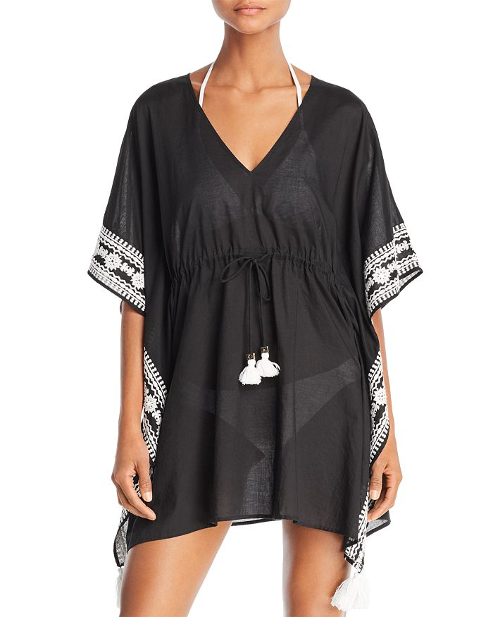 897af2d7841 Tory Burch Ravena Beach Caftan Swim Cover-Up | Bloomingdale's