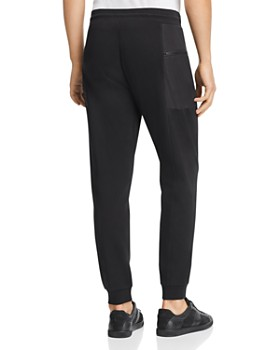 Michael Kors - Mixed-Media Sweatpants - 100% Exclusive