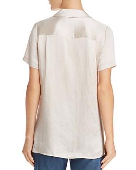 J Brand - Kyra Pajama-Style Shirt