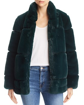 992fc38445c5 Women s Fur Coats  Fur and Faux Fur Coats - Bloomingdale s
