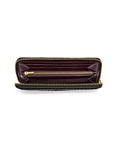 COACH - Slim Deco Quilting Accordion Zip Wallet