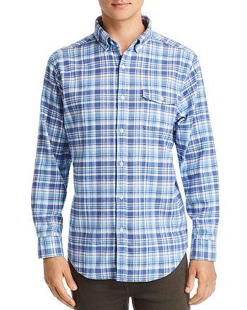 Vineyard Vines - Crosby Mill Hill Flannel Classic Fit Shirt