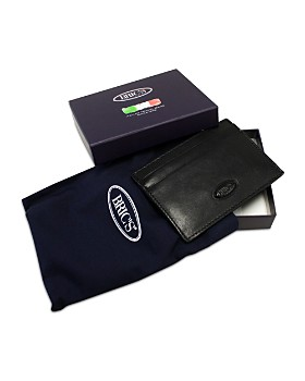 Bric's - Monte Rosa Slim Card Case + Money Clip