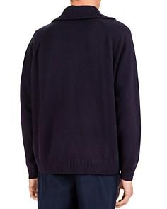 The Kooples - Wool & Cashmere Quarter-Zip Sweater