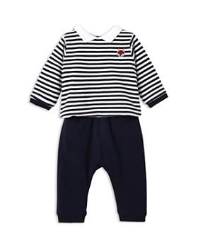 Jacadi - Boys' Striped Top & Solid Pants Set - Baby
