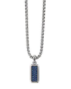 David Yurman - Streamline® Amulet with Sapphires