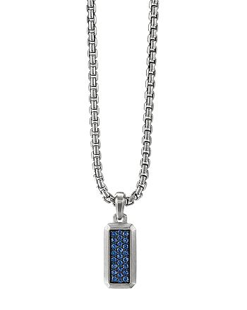 David Yurman - Streamline® Amulet with Sapphires