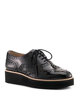 13989c149e Botkier - Women's Clive Platform Oxford Loafers ...