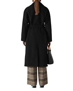 Whistles - Boiled Wool Wrap Coat