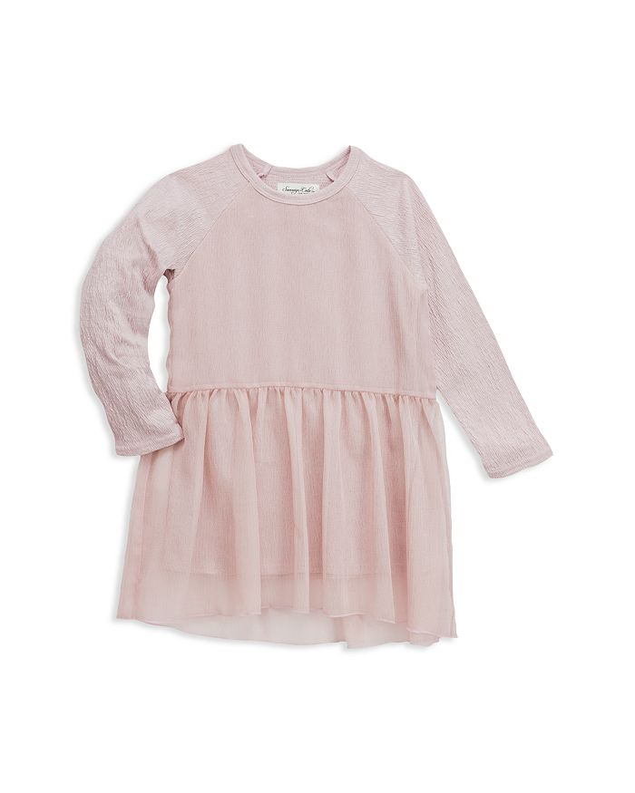 Sovereign Code - Girls' Stassi Raglan Chiffon Dress - Little Kid, Big Kid