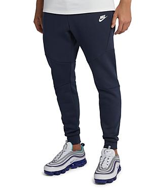 Nike Tech Fleece Jogger Pants In Obsidian White  999a2875a