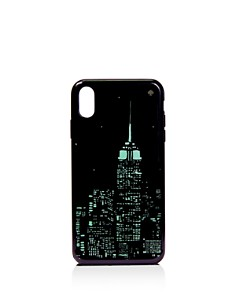 kate spade new york - Glow In The Dark iPhone X/XS/XS Max Case