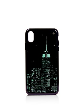 kate spade new york - Glow In The Dark iPhone X/XS/XS Max Case