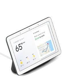 Google - Home Hub Touch-Screen Speaker