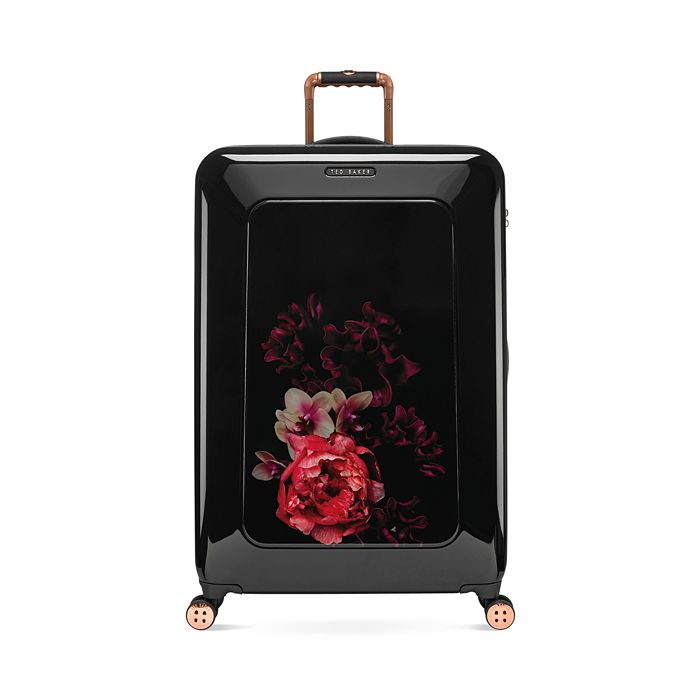 08a6a9b0be Ted Baker - Splendour Extra Large 4 Wheel Trolley Case