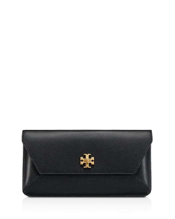 1985432fa7 Tory Burch Kira Leather Envelope Clutch | Bloomingdale's